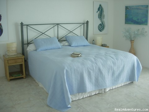 Master Bedroom suite - Brand New--Oceanfront--Five Star Condo