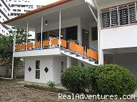 Borneo BeacHouse (Backpackers):