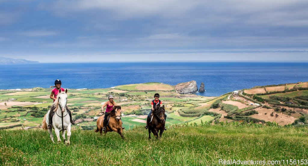Having fun | Image #3/17 | Unforgettable riding weeks at Quinta da Terca