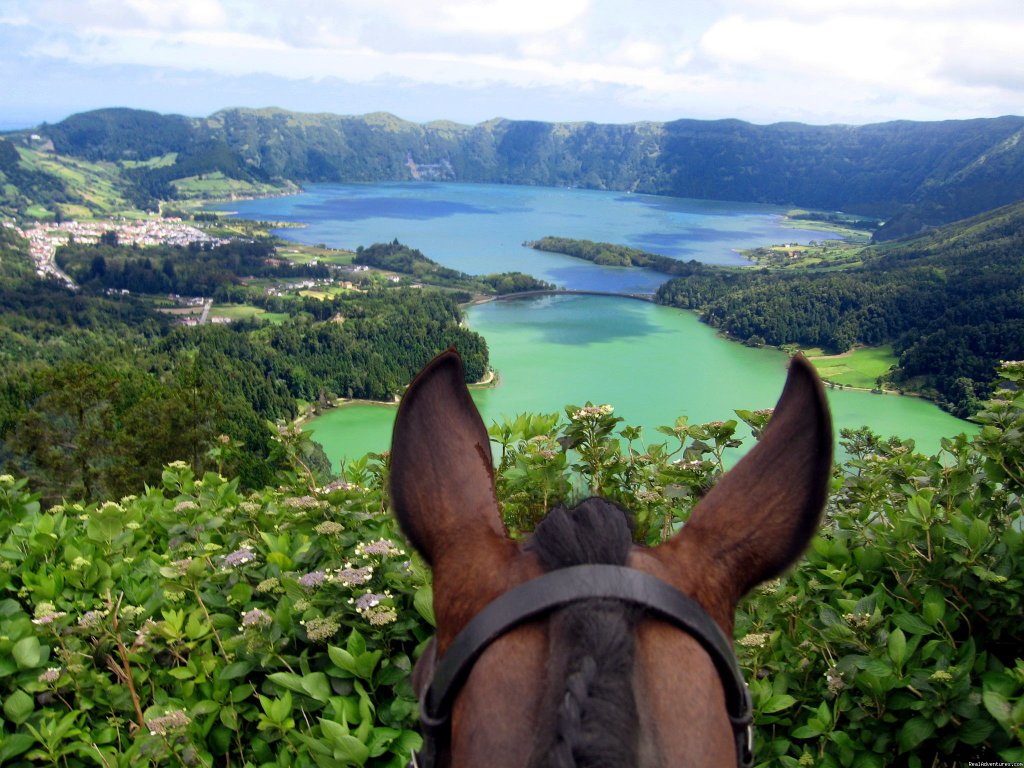 Full day ride Twin lakes | Image #6/17 | Unforgettable riding weeks at Quinta da Terca
