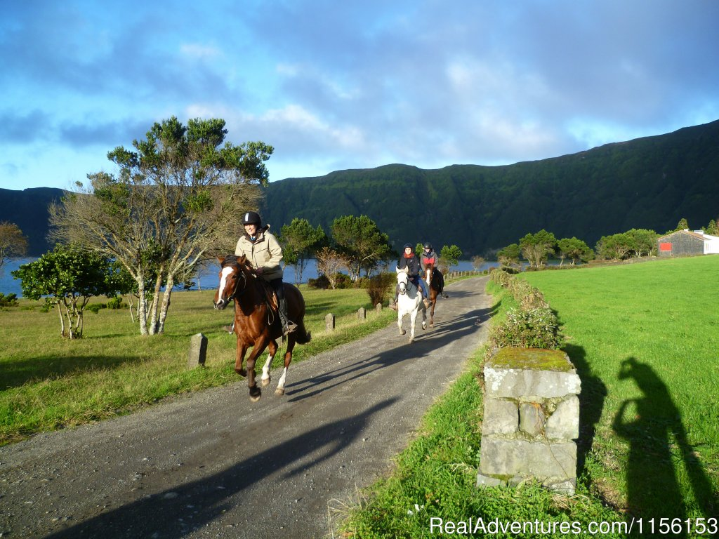 Sete Cidades | Image #11/17 | Unforgettable riding weeks at Quinta da Terca