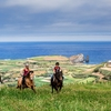 Exciting horse riding vacations at Quinta da Terca Ponta Delgada, Azores, Portugal Horseback Riding