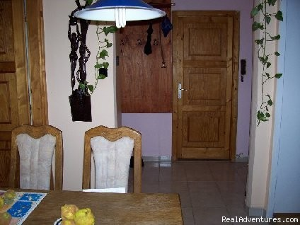 Kitchen  - Private rooms/ separate nice apartment - Budapest