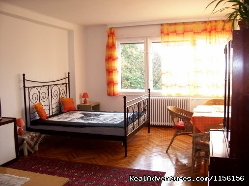 Private rooms/ separate nice apartment - Budapest
