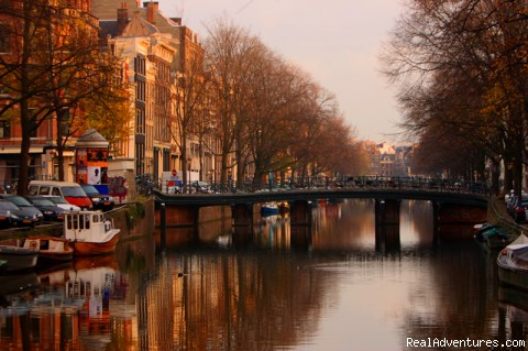 - An Amsterdam Adventure
