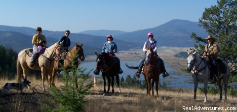 - Western Adventures at Lonesome Dove Guest Ranch