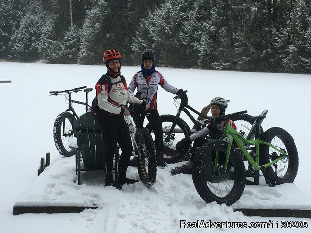 Fat Bike Tour - Vermont Dogsledding and Guided Tours