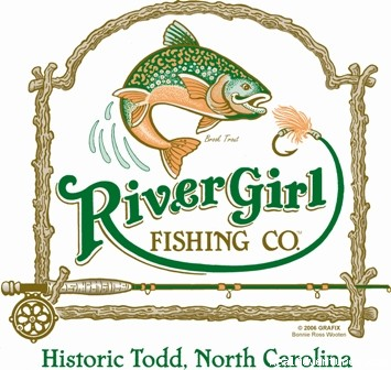 Have a New River Adventure at RiverGirl Fishing Co