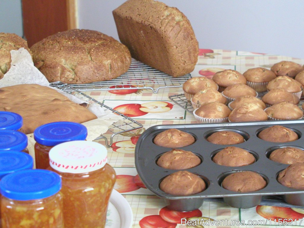 Homemade Breads, Cakes and Marmalade. | Image #2/5 | Family run Bed and Breakfast.