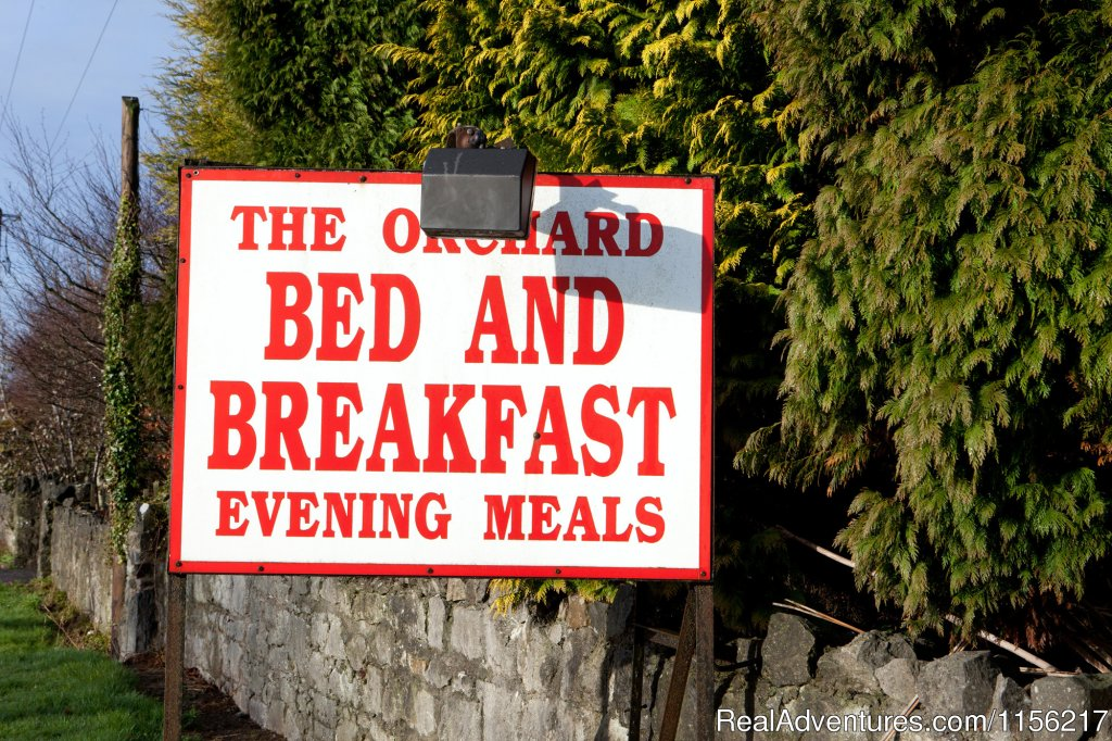 The Orchard Sign Post. | Image #5/5 | Family run Bed and Breakfast.