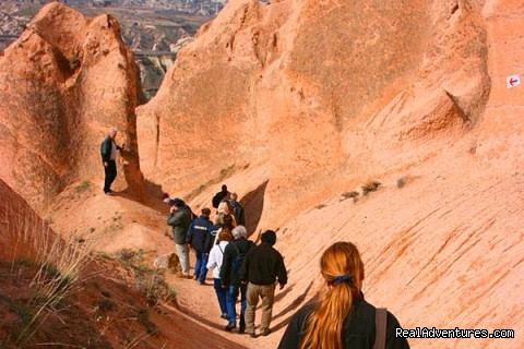 - Cappadocia Tours From Istanbul