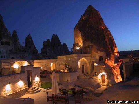 cappadocia cave hotel - Cappadocia Tours From Istanbul