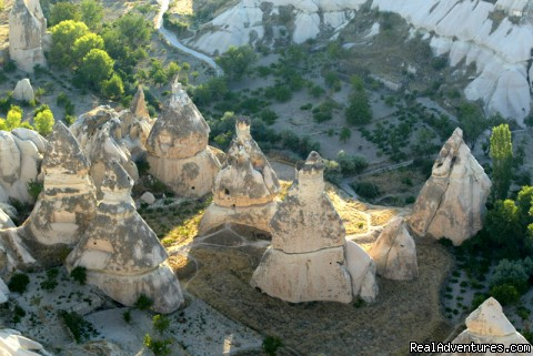 cappadocia nature (#5 of 25) - Cappadocia Tours From Istanbul