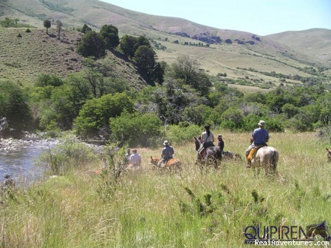 Horse riding holidays in Patagonia