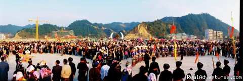 Miao New year Festival  - Custom china tours, Yunnan tour, Tibet tour