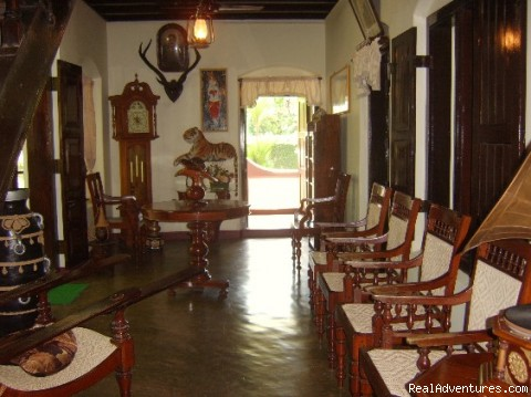 - An Heritage Homestay at the Harbor mouth of Cochin