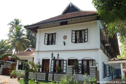 An Heritage Homestay at the Harbor mouth of Cochin Kochi, India Bed & Breakfasts