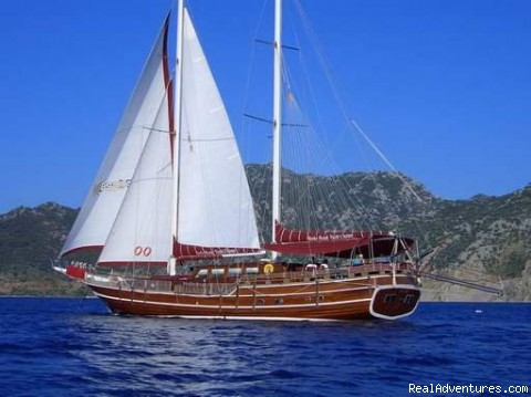 Croatia romantic luxury cruising 2009