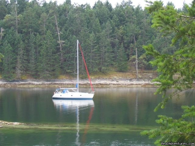 Image #3/3 | Bareboat yacht charters Pacific North West, Canada