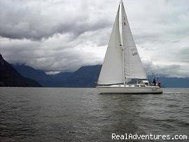 Image #4 of 4 - Bareboat yacht charters Pacific North West, Canada