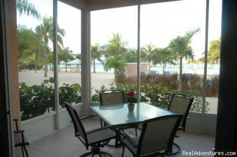 Lanai - Affordable luxury condo rental