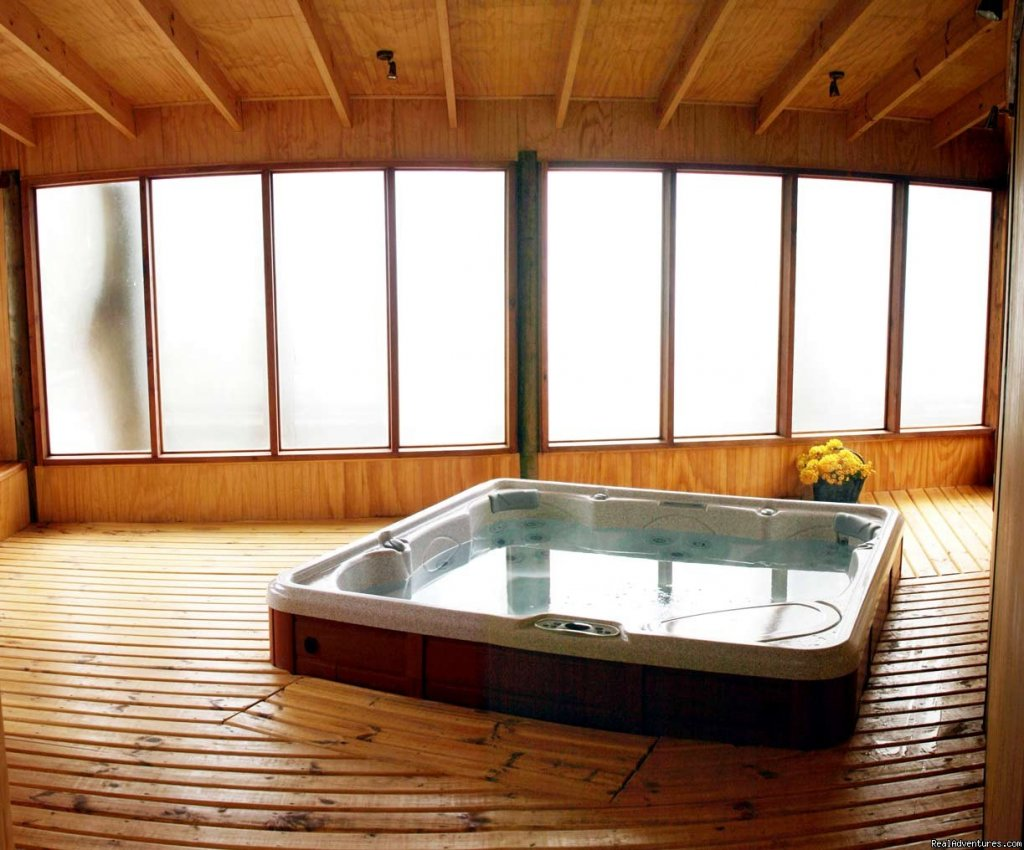 8 people Hot Tub & SPA | Image #3/25 | Ski Mountain Hotel in Farellones - booking hotel