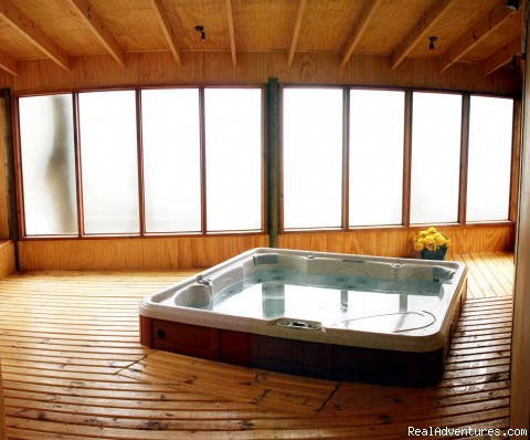 8 people Hot Tub & SPA - Ski Mountain Hotel in Farellones- Chilean Andes