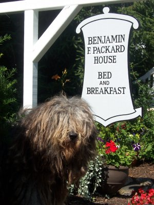 Benjamin F. Packard House Bed and Breakfast Bath, Maine Bed & Breakfasts