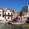 Luxury canal barge cruise in Provence