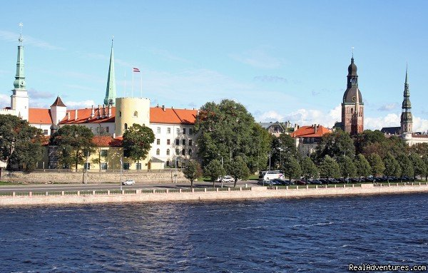 If you wish to feel atmosphere of the Old Riga Town, get new knowledges and good spend your time - this excursion is the right choice for you.