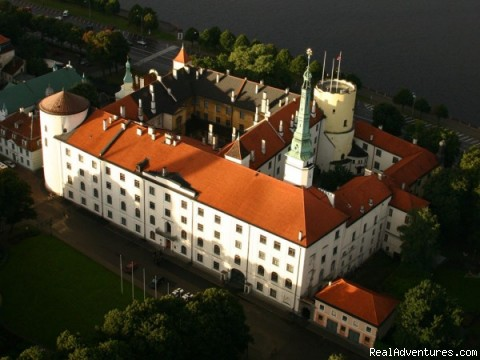 - Old Riga Walking Tour