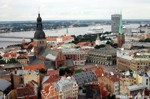 Latvia Incoming Tour Operator grandbaltics.com: Riga