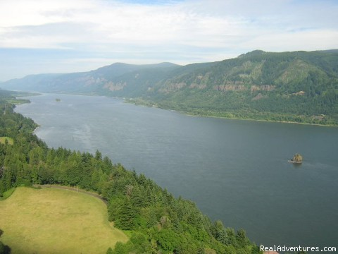 Columbia River Gorge - Guided Sportfishing Trips for Salmon & Sturgeon