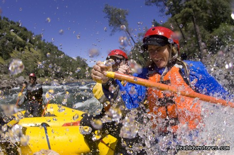 Tuolumne River Fun (#4 of 15) - O.A.R.S. American River Rafting