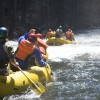 O.A.R.S. Rafting on the North Fork Stanislaus