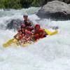 Rafting Clavey Falls