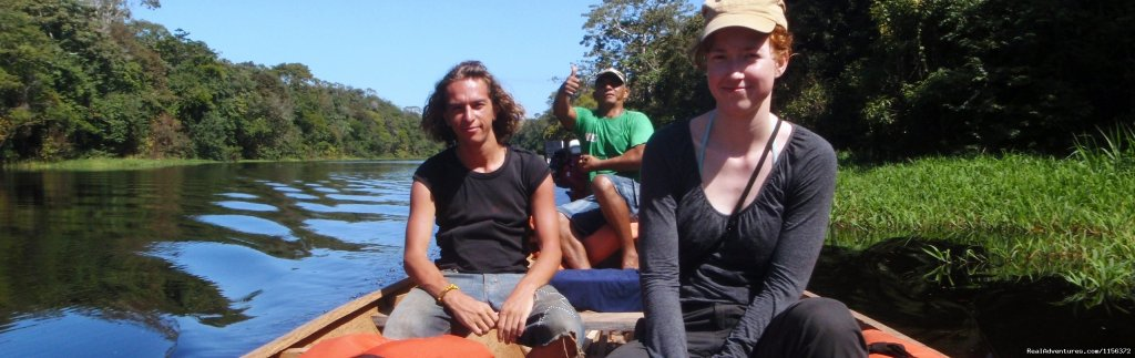 motor ride canoe | Image #2/10 | Brazil Manaus Amazon Jungle Tours