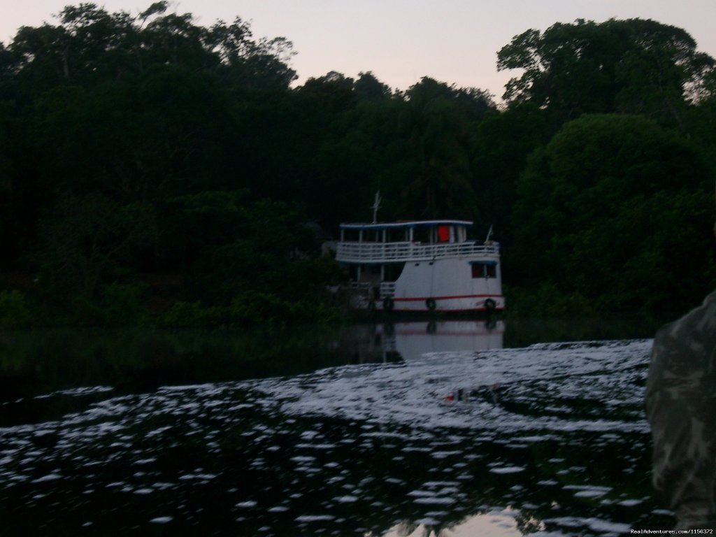 big regiona Boat | Image #10/10 | Brazil Manaus Amazon Jungle Tours