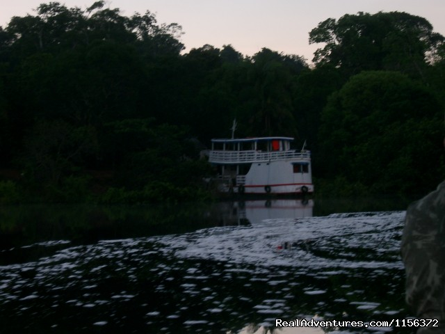 big regiona Boat (#11 of 11) - Brazil Manaus Amazon Jungle Tours