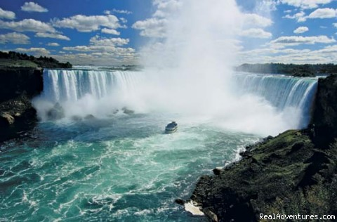 Niagara Falls (#5 of 18) - Sport-fishing trips on Lake Ontario/Niagara River