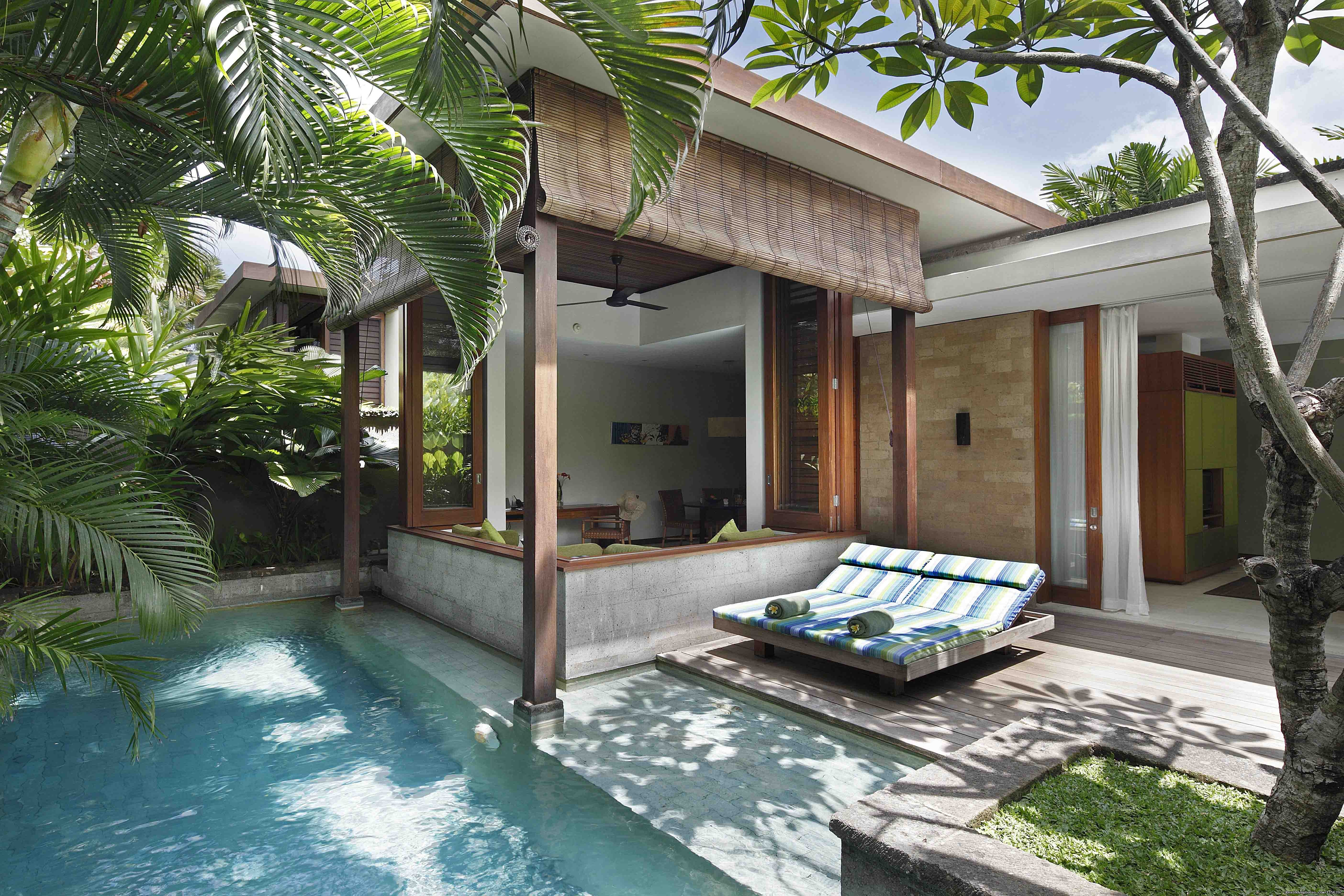 One Bedroom Villa Front | Image #1/7 | Seminyak, Indonesia | Bed & Breakfasts | The Elysian