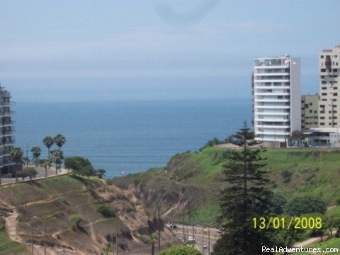 Rent Brand new Apartment with Ocean View in Lima