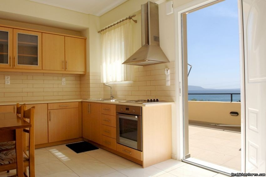 kitchen of suite | Image #2/8 | Holidays in the sea