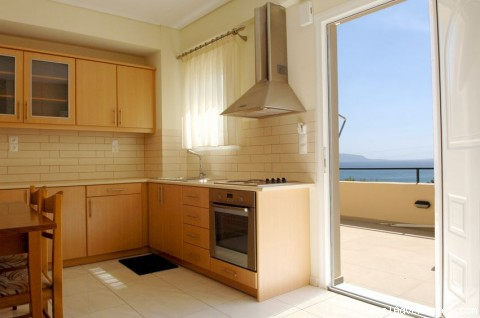 kitchen of suite - Holidays in the sea