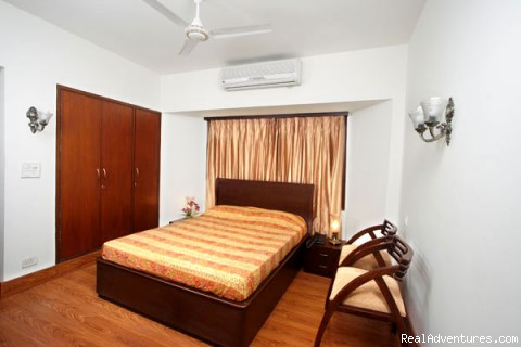 Economy room - Magical Delhi Bed and Breakfast