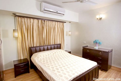 Economy Bed room - Magical Delhi Bed and Breakfast
