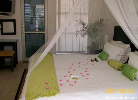 Executive suites - The ever romantic Cocomo guesthouse