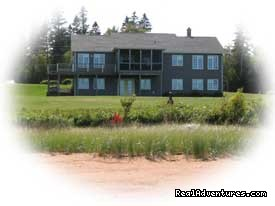 Brudenell River Escape Beach House - Private, Water Front  Vacation Rentals, PE Canada