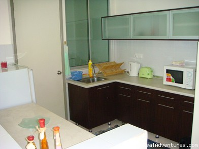Kitchen - Malaysia Vacation Apartments