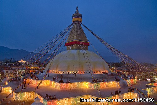 Nepal Buddhist Pilgrimage Tour  - Buddhist Pilgrimage Tour